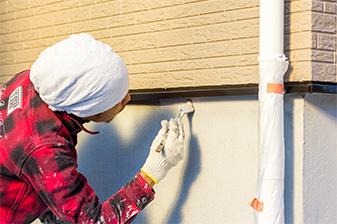 外壁塗装の工程について順番にご紹介します