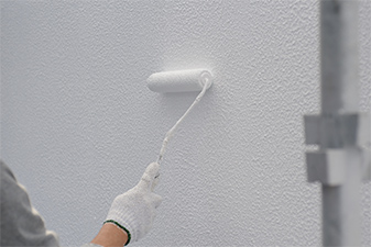 外壁塗装の頻度は塗料について