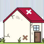外壁塗装の劣化症状・主な劣化症状の種類と原因・補修方法についてのイメージ