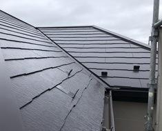 屋根塗装/コーヒーブラウンのイメージ