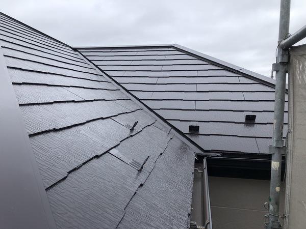 屋根塗装/コーヒーブラウンサムネイル